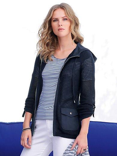 MYBC - Cardigan with zip fastening