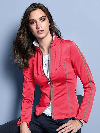 Sportalm Kitzbühel - Jersey-Jacke mit Stehkragen