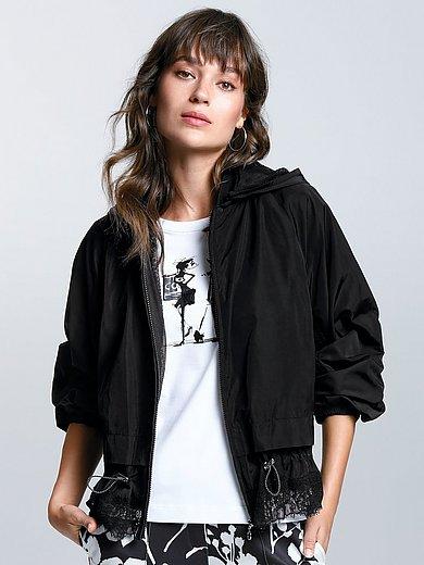 Margittes - Jacke mit abnehmbarer Kapuze
