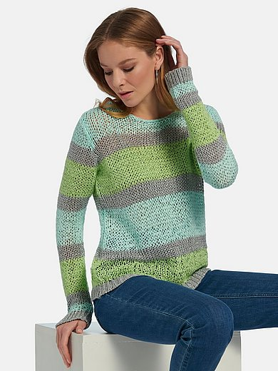 Betty Barclay - Round neck jumper with glitter