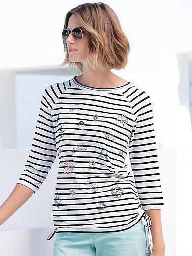 Betty Barclay - Rundhals-Shirt mit 3/4-Raglanarm