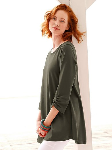 Green Cotton - Longshirt