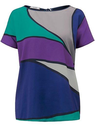 Elena Miro - Blusen-Shirt mit überschnittenem 1/2-Arm