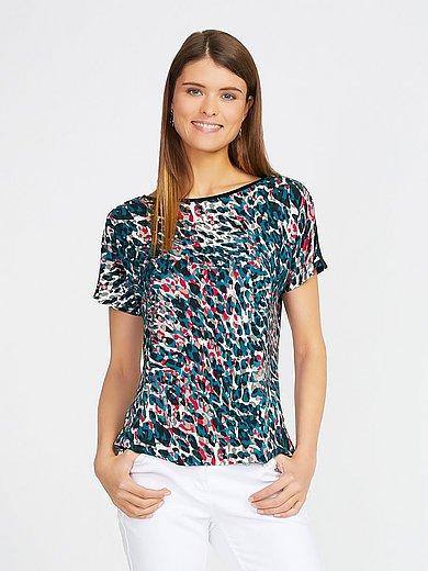 Basler - Rundhals-Shirt in legerem Style