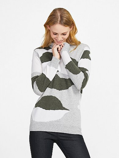 FLUFFY EARS - Pullover mit Kapuze