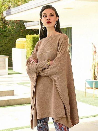 Laura Biagiotti Donna - Poncho-Pullover