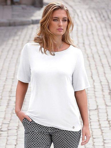 Anna Aura - T-shirt met korte mouwen en ronde hals