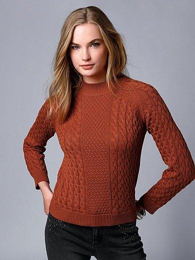 MYBC - Pullover mit Stehkragen