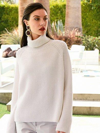 Laura Biagiotti Donna - Le pull col roulé 100% cachemire