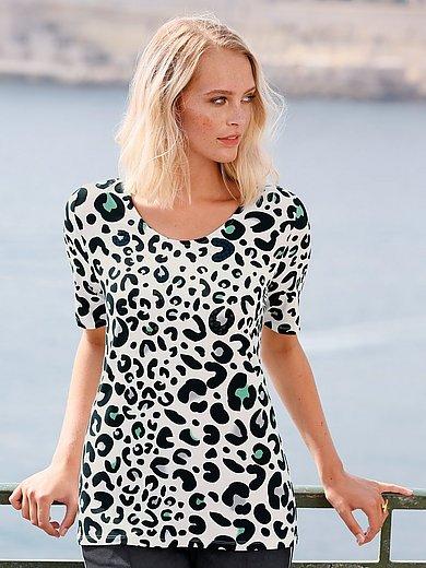 Anna Aura - Shirt met korte mouwen en glitterdetails