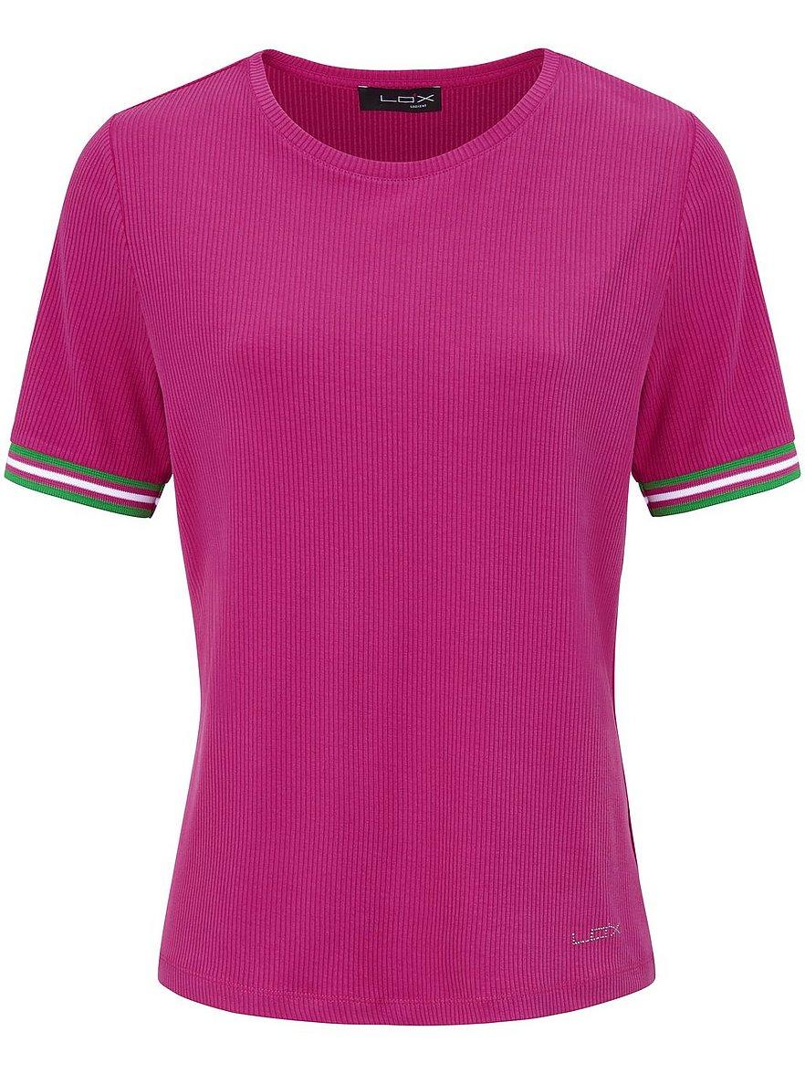 Rundhals-Shirt Looxent pink Größe: 42   Bekleidung > Shirts > Rundhalsshirts   Looxent