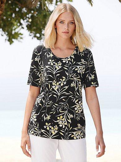 Anna Aura - Shirt met korte mouwen en bloemdessin