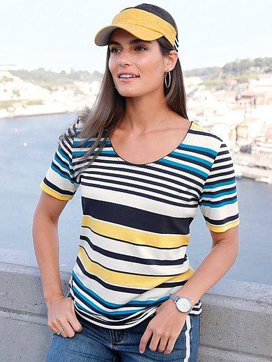 Emilia Lay - T-shirt met korte mouwen en ronde hals