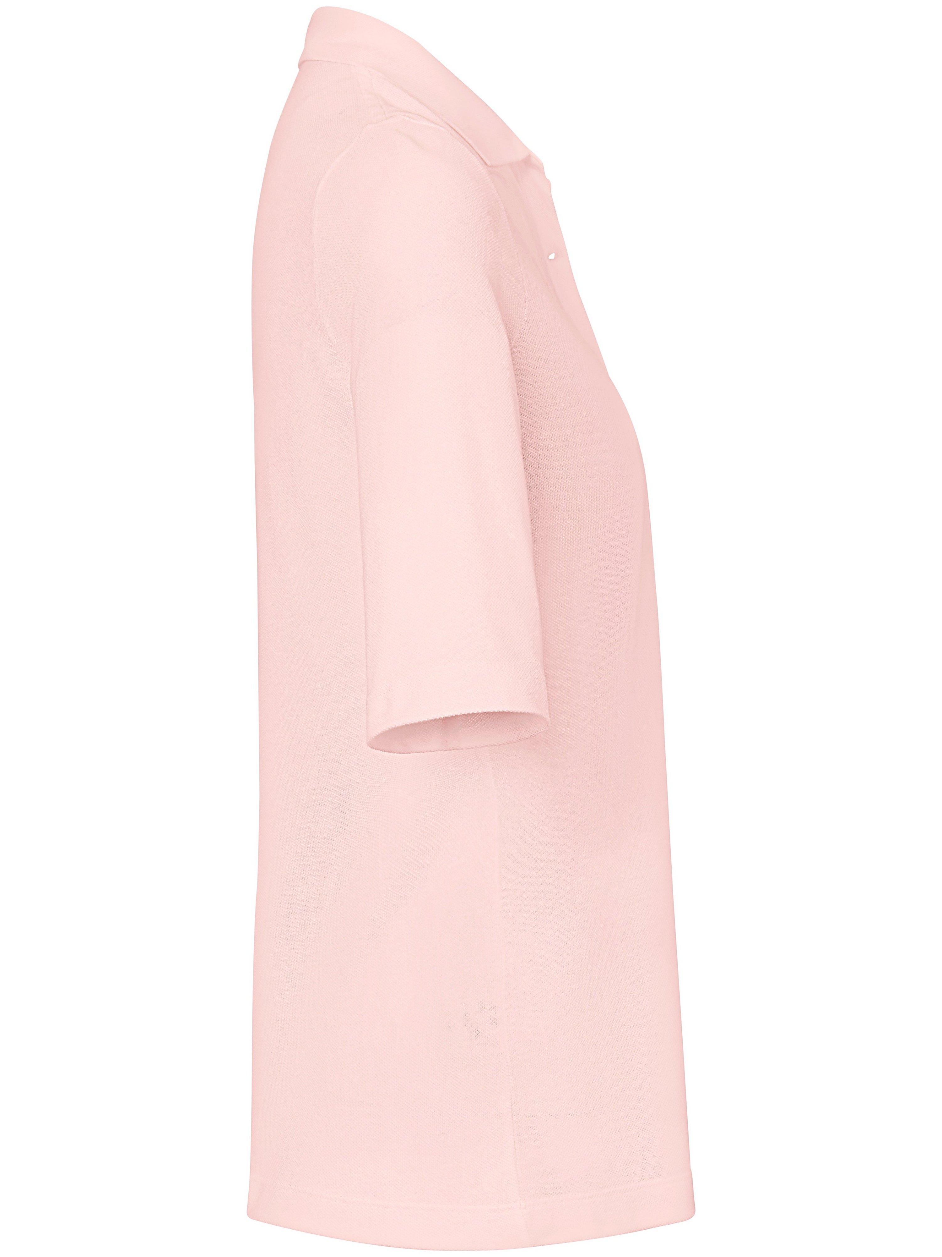 Poloshirt halvlange ærmer Fra Lacoste rosé