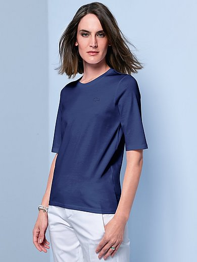 Lacoste - Le T-shirt 100% coton manches aux coudes