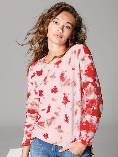 MYBC - Rundhalsad tröja med lång ärm i 100% bomull
