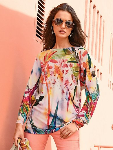 Cashmere Victim - Pullover aus 100% Premium-Kaschmir