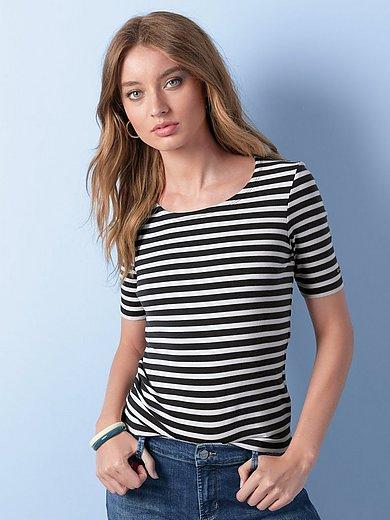 GANT - T-shirt med rund hals og korte ærmer