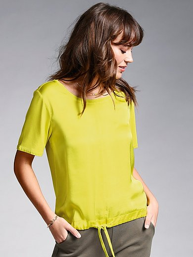 Margittes - Top with short sleeves
