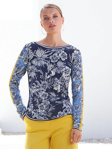 Betty Barclay - Jumper with floral print
