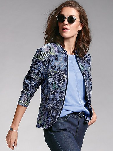 Rabe - La veste en jersey, ligne droite