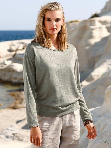 ZAIDA - Le T-shirt 100% lin