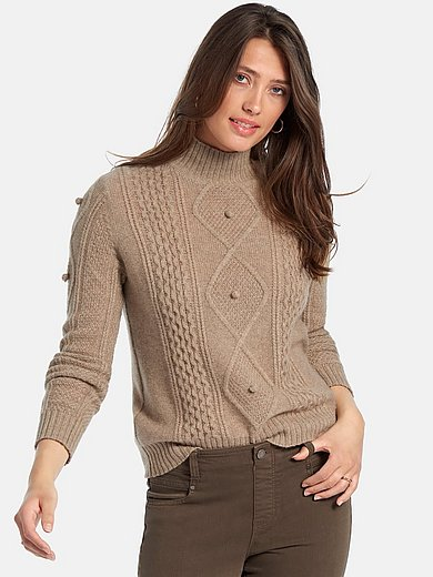 Peter Hahn Cashmere Nature - Pullover