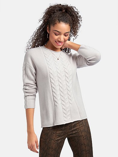 include - Le pull ligne Boxy
