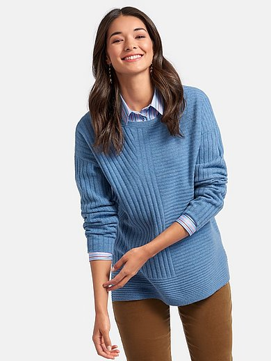 include - Rundhals-Pullover