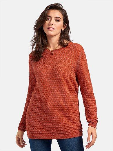 Emilia Lay - Gebreide trui met lange mouwen