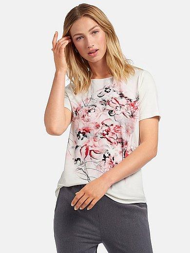 mayfair by Peter Hahn - Le T-shirt motif fleuri