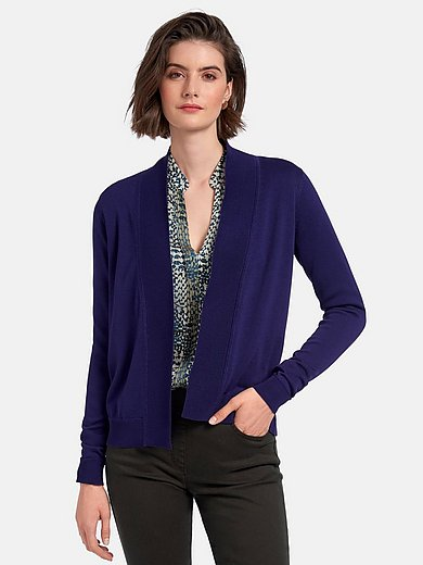 Peter Hahn - Cardigan with V-shaped neckline