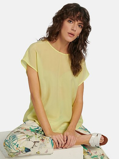Gerry Weber - Pull-on style blouse with drop shoulder
