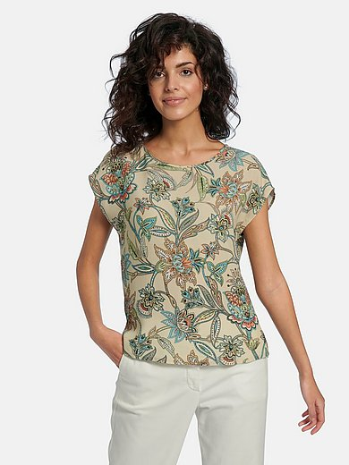 Riani - Pull-on style top with drop shoulder