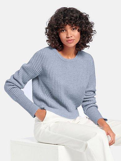 (THE MERCER) N.Y. - Rundhalsad tröja med lång ärm