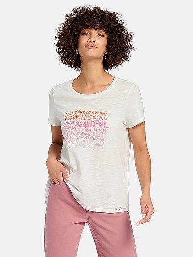 LIEBLINGSSTÜCK - Shirt van 100% katoen met ronde hals