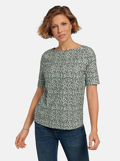 Green Cotton - T-shirt van 100% katoen met grafische print