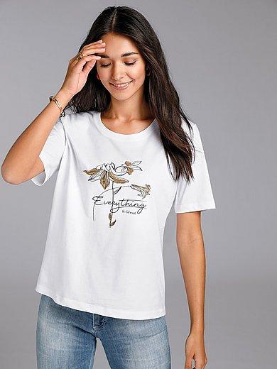 MYBC - Shirt van 100% katoen met ronde hals