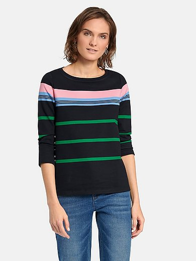teeh`s - Pullover-Shirt mit 3/4-Arm