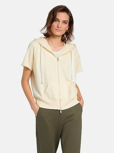 Margittes - hooded sweat jacket