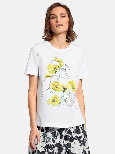 Margittes - Shirt van 100% katoen met ronde hals