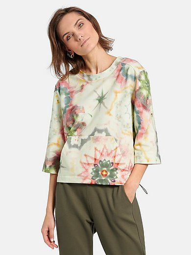Margittes - Sweatshirt med 3/4-ærmer
