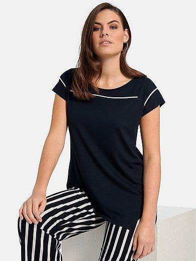 Doris Streich - Shirt met aangeknipte korte mouwen