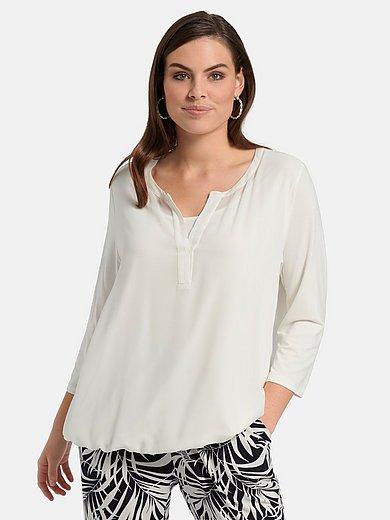 Via Appia Due - Blusen-Shirt mit 3/4-Arm