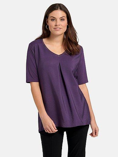 Samoon - Blusen-Shirt mit 1/2-Arm