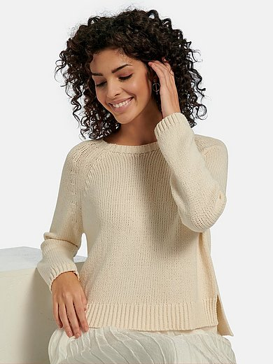 tRUE STANDARD - Le pull encolure ronde