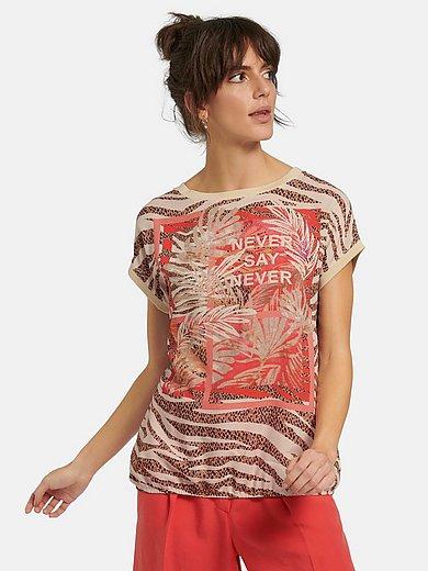 Betty Barclay - Le T-shirt encolure ras-de-cou