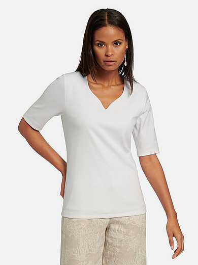 Efixelle - Top with short sleeves
