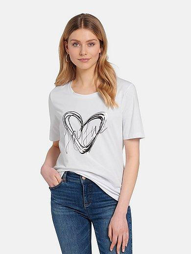 MYBC - Le T-shirt encolure arrondie