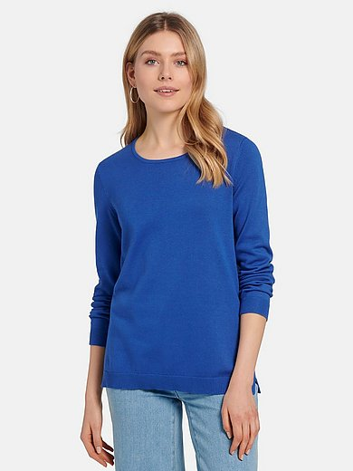 MYBC - Le pull-over encolure arrondie